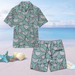 Chicken Hen Unisex Hawaii Shirt+ Beach Short QA23032101