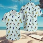 US Tanagers And Allies - Birdwatching Unisex Hawaii Shirt KH24032101