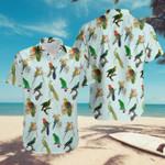Australian Parrots - Birdwatching Unisex Hawaii Shirt KH10042101