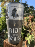 Ride For The Brand Tumbler CH27042108