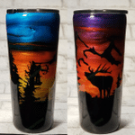 Personalized Hunting Tumbler CH27042122