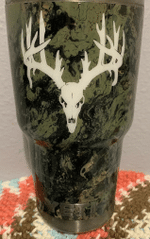 Personalized Hunting Tumbler CH27042126