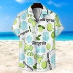Margarita White Unisex Hawaii Shirt+ Beach Short KH28042106