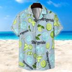 Margarita Light Blue Unisex Hawaii Shirt+ Beach Short KH28042110
