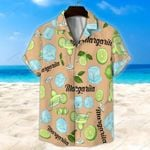 Margarita Light Orange Unisex Hawaii Shirt+ Beach Short KH28042108