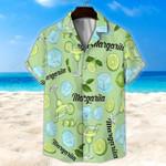 Margarita Light Green Unisex Hawaii Shirt+ Beach Short KH28042107