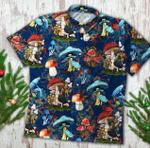 Mushrooms Unisex Hawaii Shirt CH04052103