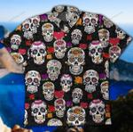 Skull Unisex Hawaii Shirt CH04052104