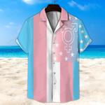 LGBT, Transgender Unisex Hawaii Shirt+ Beach Short KH07062107