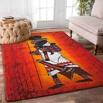 African Mom And Baby Rug RR3194 NABE0408