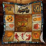 A Perfect Basketball Mom EE24388 Quilt INKP0108