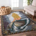 Mermaid Rug TTVNOAE DNNTVN