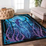 Jellyfish Mermaid Rug TTVNKOY DNNTVN