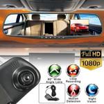 HD Mirror Car Cam