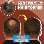 Men's Premium Hair Topper