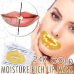 24K Gold Moisture Rich Lip Mask