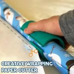 Creative Wrapping  Paper Cutter