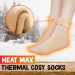 Heat Max Thermal Cosy Socks