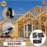 Air Wedge Bag Pump