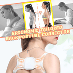 Ergonomic Tailored Back Posture Corrector