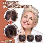 Easy Wear Hair Crown Topper