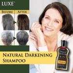 LUXE™ Natural Darkening Shampoo