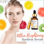 FACE™ Ultra Brightening Spotless Serum
