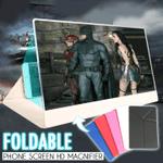 Foldable Phone Screen HD Magnifier