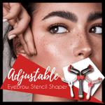 Adjustable Eyebrow Stencil Shaper