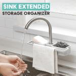 Sink Extended Storage Organizer