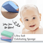 Ultra Soft Exfoliating Sponge (Set of 2)