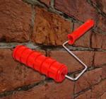 3D Brick Pattern Paint Roller