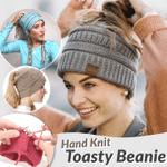 Hand Knit Toasty Beanie