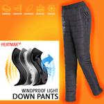 HeatMax™ Windproof Light Down Pants