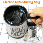 Electric Auto Stirring Mug