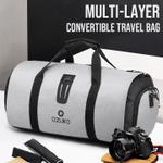 Multi-Layer Convertible Travel Bag