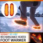 Rechargeable Heated Foot Warmer
