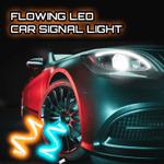 Flowing LED Car Signal Light