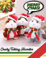 Cheeky Talking Hamster