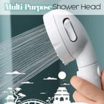 Multi-Purpose Shower Head with Storage Rack Set
