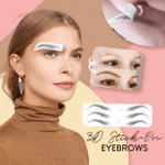 3D Stick-On Eyebrows