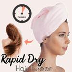 Rapid Dry Hair Turban