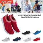 Winter Breathable Mesh Casual Walking Sneakers