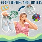 Odor Fighting Shoe Inserts (Set of 6)