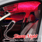 Starry Night Ceiling Projection Lamp