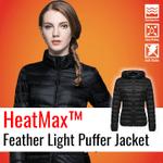 HeatMax™ Feather Light Puffer Jacket