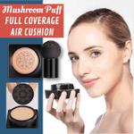 Mushroom Puff Full Coverage Air Cushion