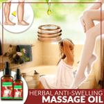 Herbal Anti-Swelling Massage Oil