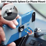 360° Magnetic Sphere Car Phone Mount