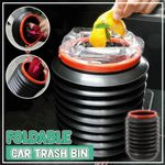 Foldable Car Trash Bin